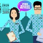 Pemilu 2019, KASN: ASN Harus Netral dan  Tidak Bisa di Tawar-tawar Lagi!