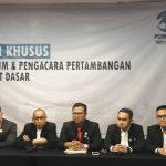 Seminar Nasional Hukum Pertambangan, PERKHAPPI Mulai Unjuk Gigi