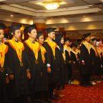 Di Sidang Senat ke XXVI, ISTA Jakarta Wisuda 181 Mahasiswa