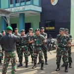Danramil 03/Serpong Laksanakan Patroli Wilayah dalam Rangka Pemilu 2019