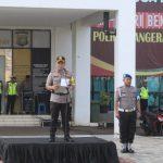 Apel Gelar Pasukan Operasi Keselamatan Jaya 2019