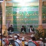 Menyambut datangnya Bulan suci Ramadhan, Al-hanis Adakan Belendung Bershalawat