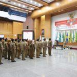 Pejabat Eselon II, III dan IV Kemendagri dan BNPP serta Pejabat Struktural Akademik IPDN, Dilantik Sekjen Kemendagri