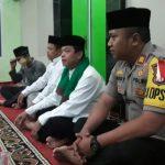 Polsek Cisauk Gelar Bukber dan Tarawih bersama warga Kampung Sengkol