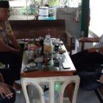 Menjaga Kondusifitas Wilayah dan Silahturahmi , Kapolsek Cisauk Sambangi Ketua MUI Kecamatan Cisauk