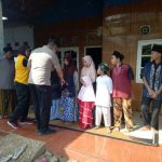 Polsek Cisauk Gelar Santunan Anak Yatim dan Baksos Dalam Rangka HUT Bhayangkara ke 73