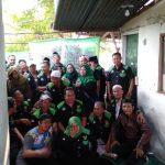 Ormas Garda Radja Silaturahim di RT 15/02 Kel Cipinang Muara