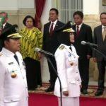 Gubernur dan Wakil Gubernur Lampung Dilantik, Ini Pesan Mendagri
