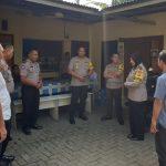 Kunjungan Kapolres Tangerang Selatan AKBP Ferdy Irawan S.IK M.SI Ke Polsek Cisauk