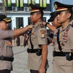 Kapolres Pimpin Sertijab Kasat Reskrim Polres Tangerang Selatan
