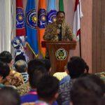 Wakil Ketua BPK Sebut Indonesia Harus Bisa Mengkombinasikan Digital dengan Kultural Diera Revolusi Industri 4.0