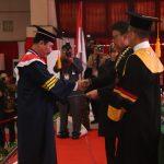 Resmi di Wisuda, Lulusan Terbaik IPDN Siap Harumkan Nama Indonesia