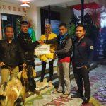 Peduli Sesama di Bulan Idul Adha, Civitas Akademik Kampus ISTA Jakarta Berbagi Hewan Qurban