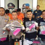 Polisi Tangkap Pelaku Pencurian Minimarket di Cisauk Tangerang