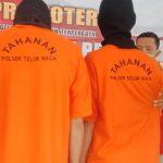 Polisi Bekuk Dua Kurir Sabu di Teluknaga Tangerang