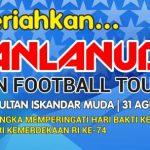 32 Tim Ramaikan Danlanud Cup 2019 Di Lapangan Sepak Bola Lanud Sultan Iskandar Muda