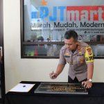 Kapolres Tangsel resmikan Gedung Koperasi Promoter Jaya Tangsel
