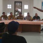 Pembangunan GOR di RW 06 Pondok Bahar Disoal Warga