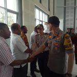 Kunjungan Silahturahmi Polres Cianjur Kepada Warga Papua Yang Berada di Wilayah Cianjur