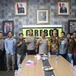 Polres Cirebon dan Mahasiswa Komitmen Jaga Kondusifitas Wilayah