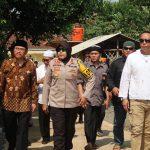 Kapolres Cianjur Hadiri Peletakan Batu Pertama Pondok Pesantren Putri Sunanul Abror