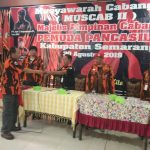 Endar Susilo Secara Aklamasi Terpilih Kembali Menjadi Ketua MPC Pemuda Pancasila Kabupaten Semarang