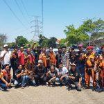 Parade Seni Budaya Automotif Nusantara Resmi Digelar FOPP Semarang