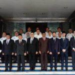 Wakil Ketua BPK Menerima Kunjungan Tim Peer Review di Museum BPK di Magelang