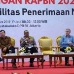Soal Penerimaan Negara, Wakil Ketua BPK RI Dorong Pemerintah dan BAKN Dalam Penyusunan dan Menetapkan Asumsi APBN