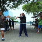 Tingkatkan Performa, Prajurit Wajib Ikuti Pembinaan Fisik Di Lanud Sultan Iskandar Muda