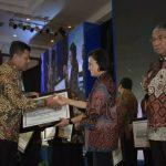 Laporan Keuangan Th 2018, Kementerian ESDM Terima Opini WTP dan Terbaik I BMN Awards