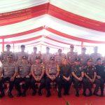 Walikota, Dandim 0506 dan Kapolres Tangsel Sambut Kapolda Metro Jaya