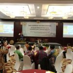 Rapat Koordinasi (Rakor) Unit Kerja Hukum, di Bogor, pada Kamis (19/09/2019).