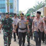 Polres Tangsel Gelar Apel Kesiapan Pengamanan Pelantikan Presiden Dan Wakil Presiden Terpilih 2019-2024