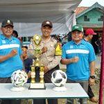 """Menggali potensi pemuda dalam """"Turnamen Sepakbola Lurah Belendung Cup 2 Tahun 2019"""""""