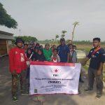 SIBAT PMI Kelurahan Belendung ajak marching band SDN Darussalam meriahkan Teko Car Free Day