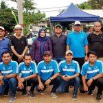 Lurah Belendung terjunkan Tim SIBAT PMI untuk PP di Turnamen Lurah Belendung Cup ke-II 2019