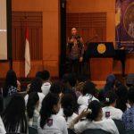 Goes To Campus Kemendagri di UPH, BSSN : Generasi Muda Mesti Manfaatkan Cyberspace Secara Positif