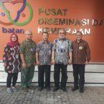 Bertandang ke Diseminasi Batan, ISTA Jakarta Bahas Peningkatan Kerjasama