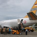 Aceh Terima Bantuan Alkes COvid-19 Seberat 1 Ton 60 Kg