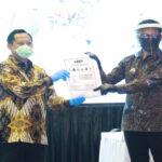 Mendagri Salurkan Bantuan dari Yayasan Temasek Singapura ke Kabupaten dan Kota Bogor
