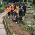 Percepat Penanganan Longsor Di TPU Cikutra, Pemkot Bandung Buat Tanggul Sementara