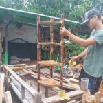 Kreatif Pemuda Belendung, Menyulap Limbah Menjadi Pundi Rupiah