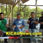 Dukung Ketahanan pangan, GNPK-RI Indramayu Budidaya Usaha Ayam Telur di Desa Sleman Kabupaten Indramayu