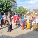 HUT Bhayangkara ke-74, Polres Jepara Mendirikan Dapur Umum TNI-POLRI Peduli Covid 19