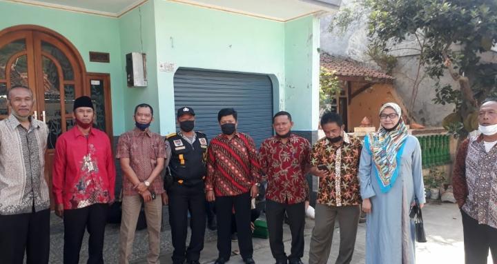 Polsek Cimahi Selatan Laksanakan Giat Pencegahan Pandemic ...