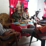 Balla Ewako Polres Sinjai, Jalin Silaturahmi Bhabinkamtibmas Polsek Sinjai Tengah Sambangi Warga Binaan