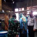 Dukung Ketahanan Pangan, Kapolsek Pataruman Bersama Danramil 1325 Langensari Kunjungi Pelaku UMKM