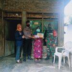 Balla Ewako, Bhabinkamtibmas Bersama Babinsa Kawal Penyaluran BLT-DD Tahap III Di Desa Samaturue