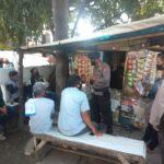 Patroli Sambang Kamtibmas Mensosialisasikan Protokol Kesehatan Kepada Masyarakat Cirebon